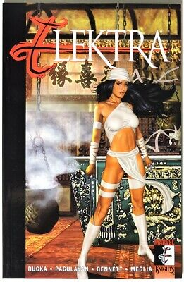 S00469. ELEKTRA Vol. 2: Everything Old is New Again TPB Marvel 2003 1ST PRINTING