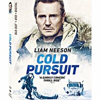 Cold Pursuit (Blu-ray + DVD BRAND NEW NO DIGITAL CODE