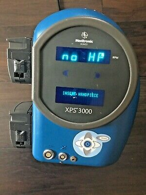Medtronic Xomed XPS 3000 Double Irrigation Console Surgry theatre with clamp
