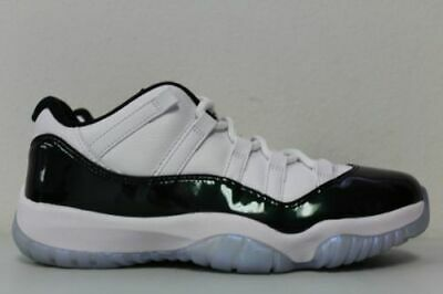 new concept a2320 025ab Nike Mens Air Jordan 11 Retro Low Easter White Emerald Rise 528895-145 Size  13