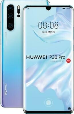 Huawei P30 Pro Dual-SIM 128GB/8GB breathing crystal - TOP ZUSTAND - MWST AUSWEIS