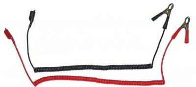 S & G Tool-Aid 23150 Perma-Coil® Retractile Jumper Leads
