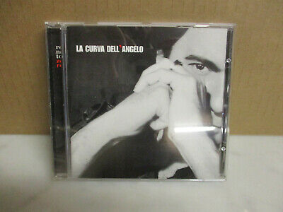 Cd - Renato Zero - La Curva Dell'Angelo