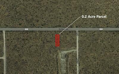 0.2 Acres of undeveloped land in East El Paso, Texas!