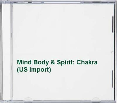 Mind Body & Spirit: Chakra (US Import) -  CD 6XVG The Cheap Fast Free Post The