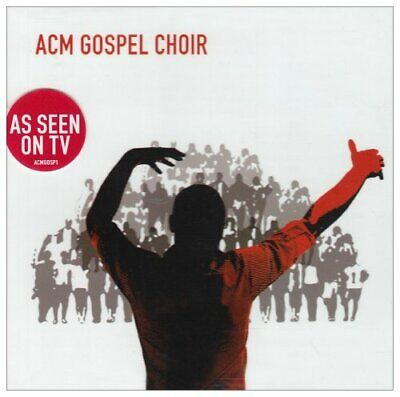 ACM gospel choir - ACM Gospel Choir - ACM gospel choir CD CUVG The Cheap Fast
