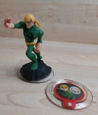 Iron Fist Disney Infinity 2.0 Marvel with power disk inf-1000113
