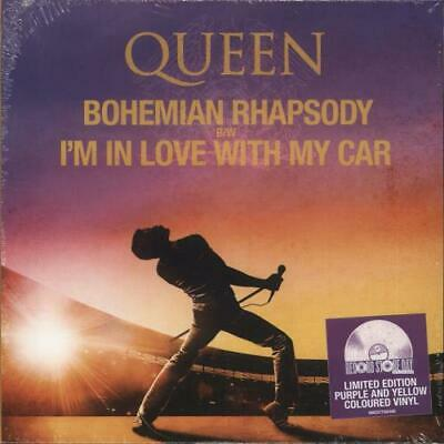 "Queen Bohemian Rhapsody - RSD19 - Coloured Vinyl... 7""  record UK"