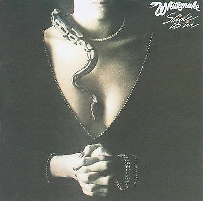 Whitesnake - Slide It in (BRAND NEW CD UK IMPORT) FREE SHIPPING !!