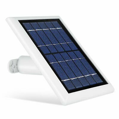 Solar Panel for Ring Video Doorbell 2 Continuous Charging for Maximum Efficiency