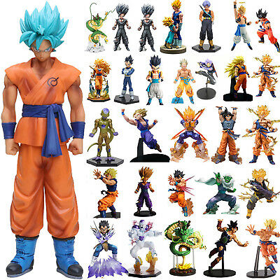 Dragon Ball Z Super Saiyan Son Goku Action Figure Figurines Modell Toy XMAS Gift