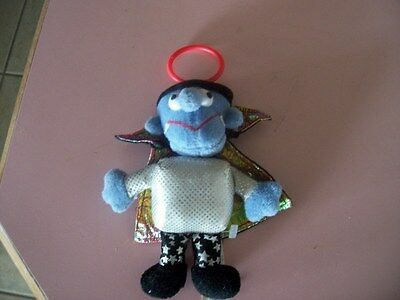 By Brand, Company, Character Independent Annalee Cloth Animal Halloween Buzzard Witch Poseable Felt Stuffed Animal Doll