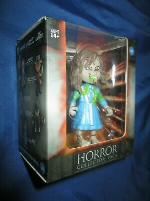 THE EXORCIST Linda Blair Loyal Subjects PVC Figure (Horror Collector Pack)