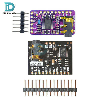 PCM5102 Player Module PCM5102 DAC Decoder I2S interface For Raspberry Pi