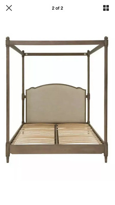 4 Poster Bed Super King French Chateaux Farmhouse RRP £1749