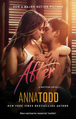 After (The After Series) by Anna Todd NEW Paperback Book