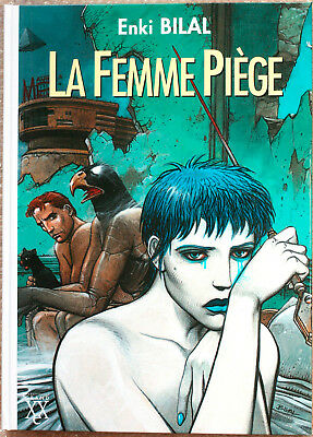 Grand Vingtieme • Golden Creek • Bilal • La Femme Piege • Neuf • Tirage Limite#1