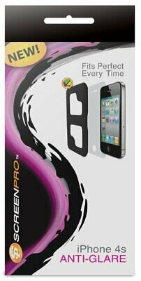 Screenpro Sp14ag Anti Glare Screen Protector For Iphone4 & 4s