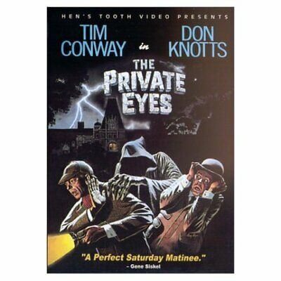 The Private Eyes (DVD,1980)