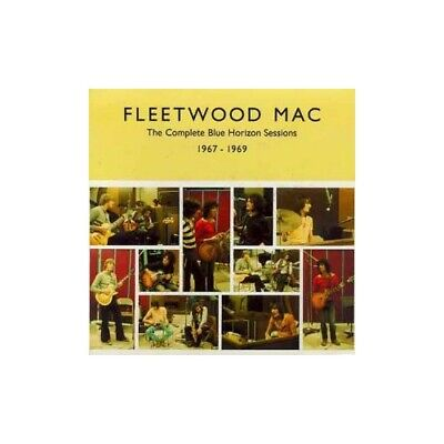 Fleetwood Mac - The Complete Blue Horizon Sessions 19... - Fleetwood Mac CD L9VG