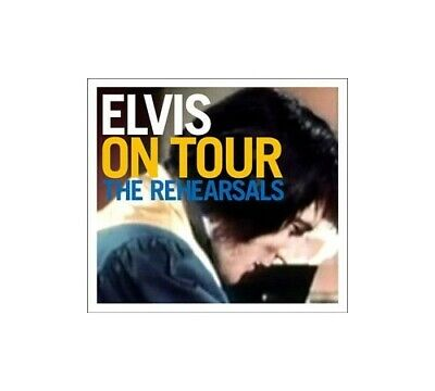 Elvis Presley - Elvis on Tour: The Rehearsals - Elvis Presley CD EQVG The Cheap