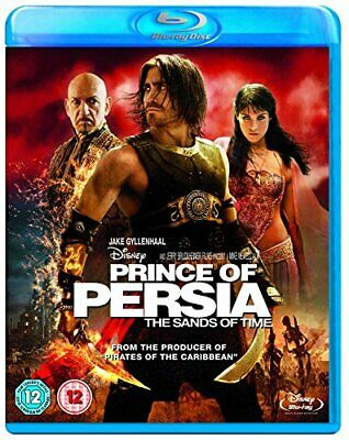 Prince of Persia: The Sands of Time [Blu-ray] - DVD  UKVG The Cheap Fast Free