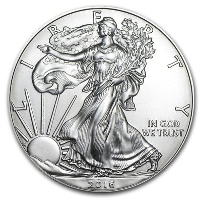 New 2019 1 oz American Silver Eagle Coin Collection Gift  1$ GEM BU