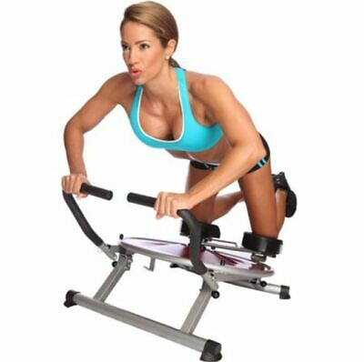 Exercise Fitness Machine Core Home AB Circle Pro Machine Sport Gear Plus DVD
