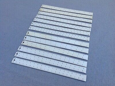 Knitting Machine Knit Radar Contour Stitch Gauges (Silver Reed / Knitmaster?)
