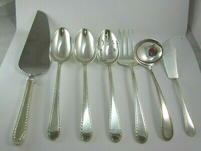 Winslow By Kirk & Son  Sterling Silver Serving Pieces (Not Monogrammed)