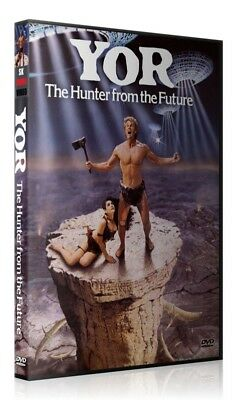 YOR LE CHASSEUR DU FUTUR Red Brown Corinne Clery DVD VF French Version Française