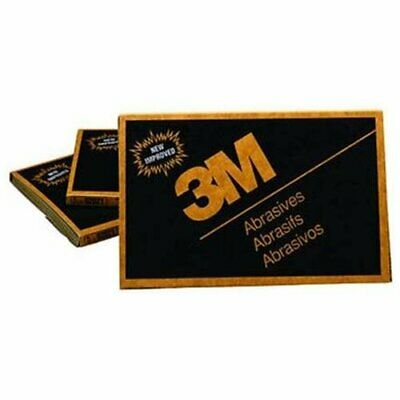 """3m 02044 Imperial Wetordry Sheet 5-1/2"""" X 9"""" 50 Sheets Per Sleeve"""