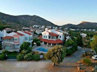 4 bedroom detached seaside triplex luxury villa for sale at Datca Turkey