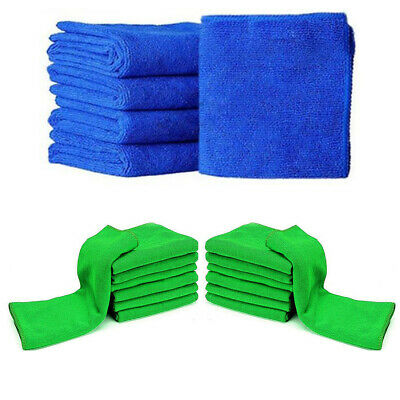 Small Towel 25*25 Microfiber Towel Car Window Cleaning Household Use Duster