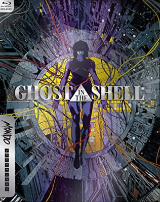 GHOST IN THE SHELL (1995) /...-GHOST IN THE SHELL (1995) / (STBK UVD Blu-Ray NEW