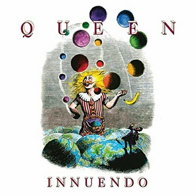 Queen - Innuendo (2011 Remaster: Deluxe Edition) - Queen CD HIVG The Cheap Fast