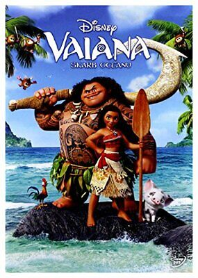 Moana (Import) [DVD] (Polish Import) - DVD  YTVG The Cheap Fast Free Post