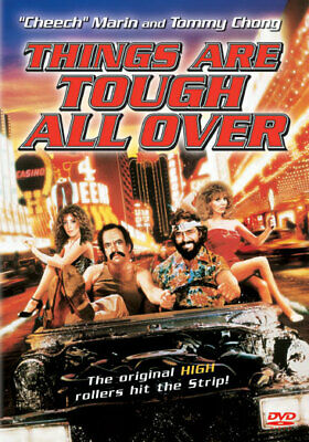 Things Are Tough All Over (DVD,1982)