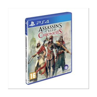 Ubisoft Ps4 Assassin's Creed Chronicles Pack