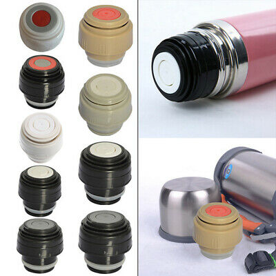 Thermos Bottle Cover Mug Stopper Thermal Cup Lid Travel Bullet Flask Vacuum Cap