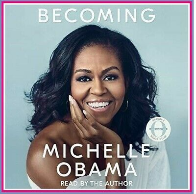 Becoming By Michelle Obama (audiobook, Fast e-Delivery)