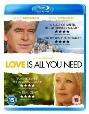 Love Is All You Need Blu-ray (NEW & SEALED)