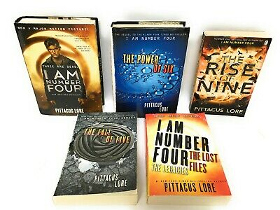 I Am Number Four The Lost Files Secret Histories Epub