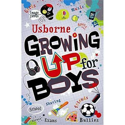 Growing Up for Boys - Paperback NEW Alex Frith(Auth 2013-12-01