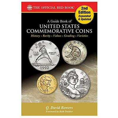 A Guide Book of United States Commemorative Coins, 2nd  - Paperback NEW Q David