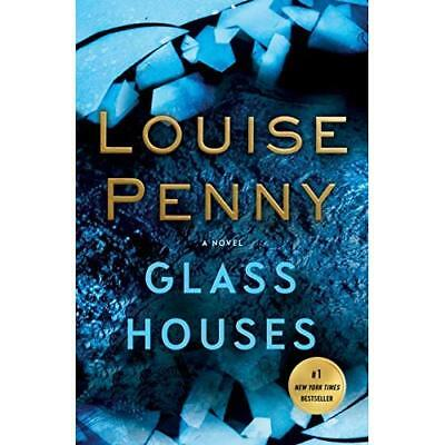Glass Houses (Chief Inspector­Gamache Novel) - Hardcover NEW Penny, Louise 01/08