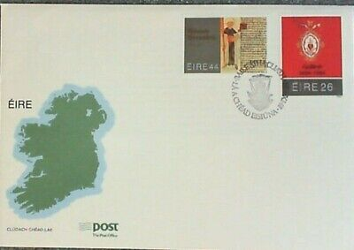 Ireland Postage Stamp 1984 First Day Cover