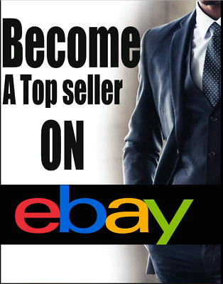 How to Become a Top Seller on eBay With Master Resell Rights - PDF