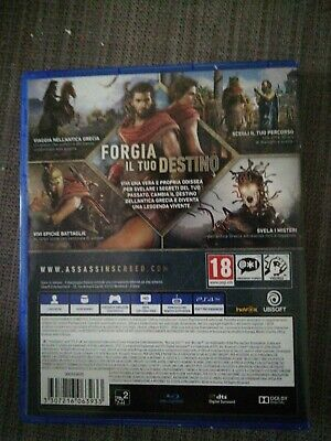 Assassin's Creed Odyssey PS4 Italiano