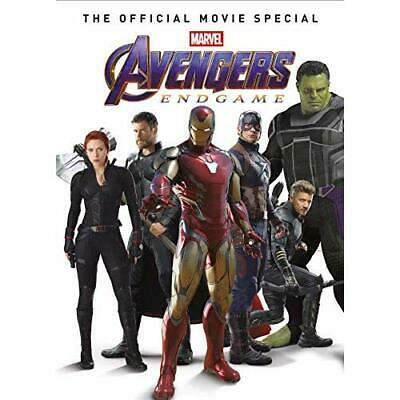 Avengers: Endgame - The Official Movie Special - Hardback NEW Titan 30/04/2019